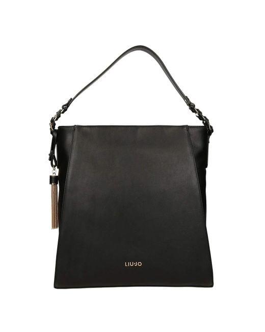 Liu Jo NA0093E0007 Shopping Donna Nero PZ di Liu Jo in Black