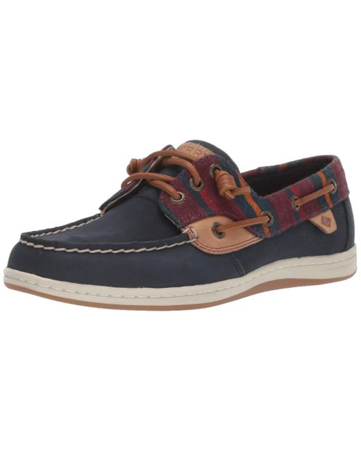 Sperry Top Sider A//O 2 Eye Gold Sparkle Suede Leather Boat Shoes $95 NIB NEW