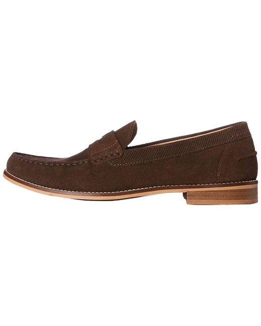 FIND Amazon-Marke: Cologne Penny Loafer Slipper in Brown für Herren
