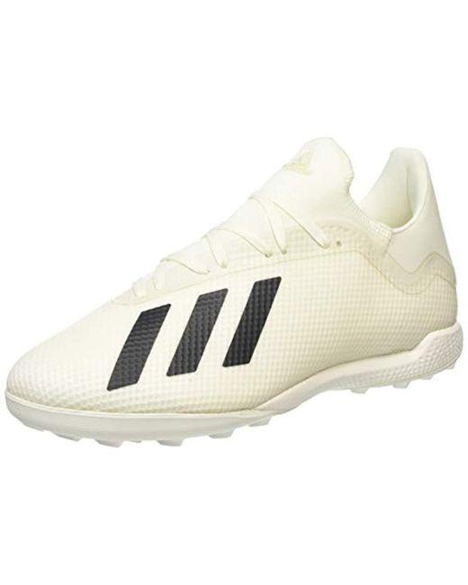 buy online 3026d 35fa2 Men's White X Tango 18.3 Tf Footbal Shoes