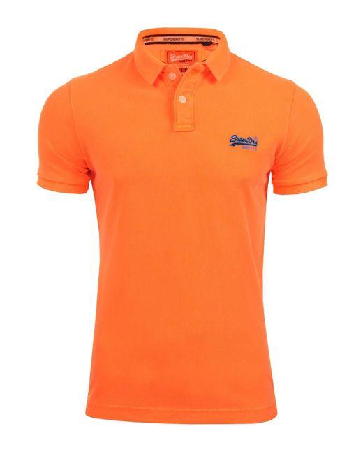 Fero Runner Superdry pour homme en coloris Orange