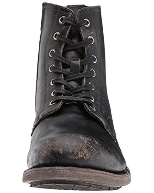 5e967db4ec7 Men's Bowery Lace Up Combat Boot, Black, 8 M
