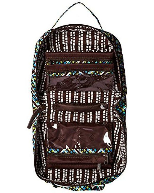 Lyst Vera Bradley Travel Jewelry Organizer Signature Cotton