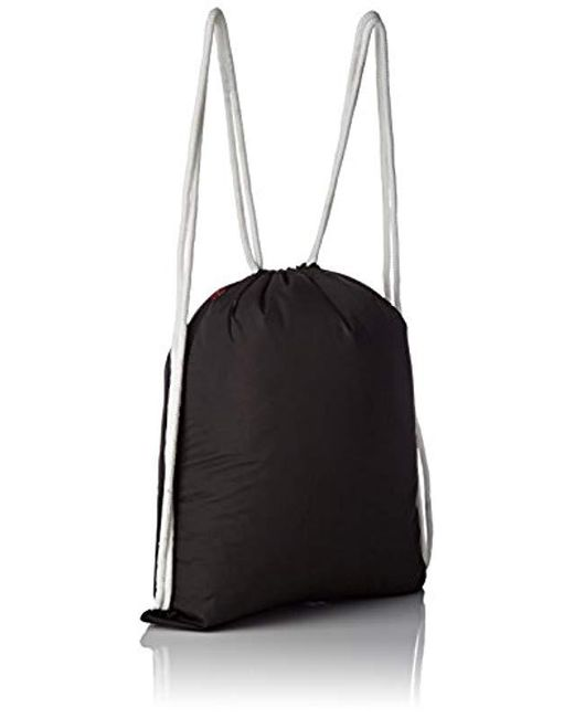7b7ec1b77f1 ... Levi's - Black Levis Unisex Everyday Gym Bag, Backpack Bag (hxwxd  38x35x0.5cm ...