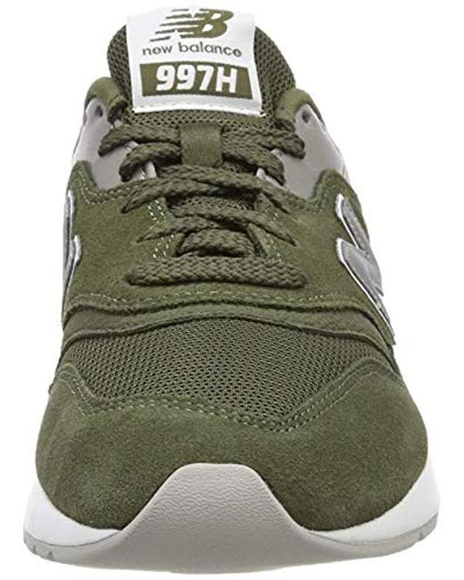 1877d5935b8bc Men's Green 997h Core Trainers