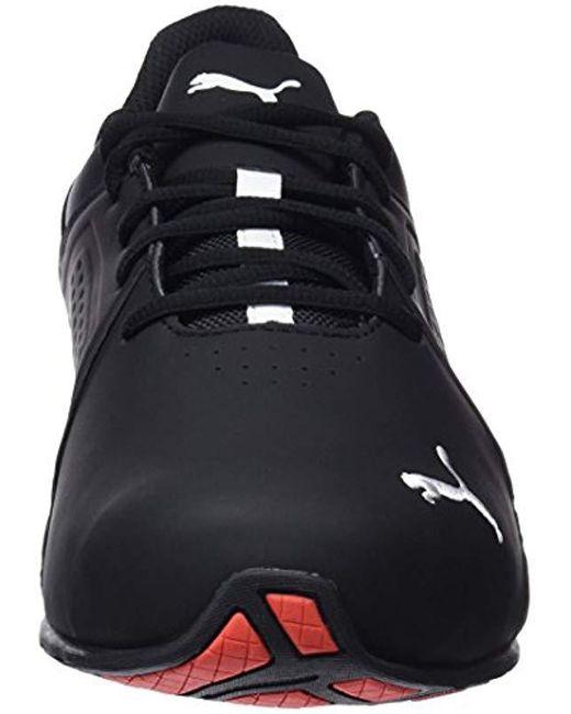 d49378ba381c3 PUMA Viz Runner Competition Running Shoes in Black for Men - Lyst