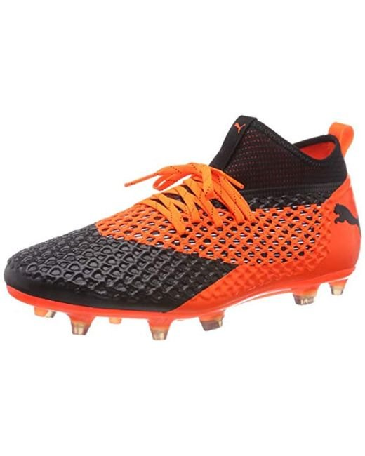 d6e53c084 PUMA Future 2.2 Netfit Fg/ag Footbal Shoes in Orange for Men - Lyst puma