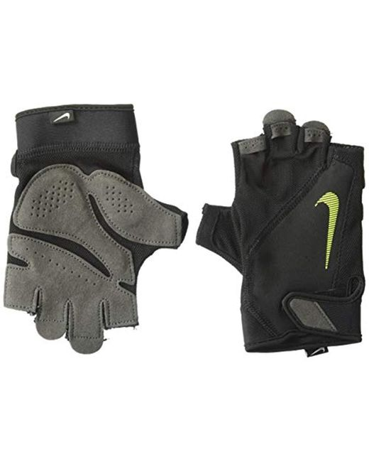 Pour Homme Elemental Gants de Fitness Nike pour homme en coloris Black