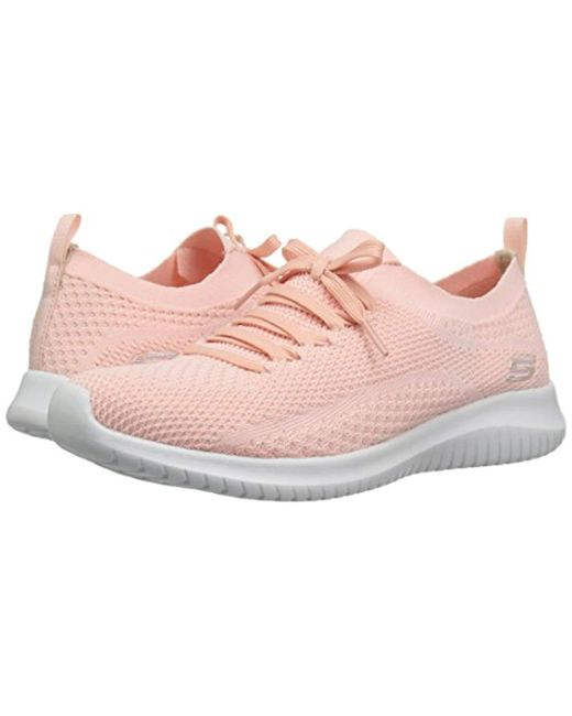 361e2d31c191 Skechers Ultra Flex Statements Trainers in Pink - Save 22% - Lyst