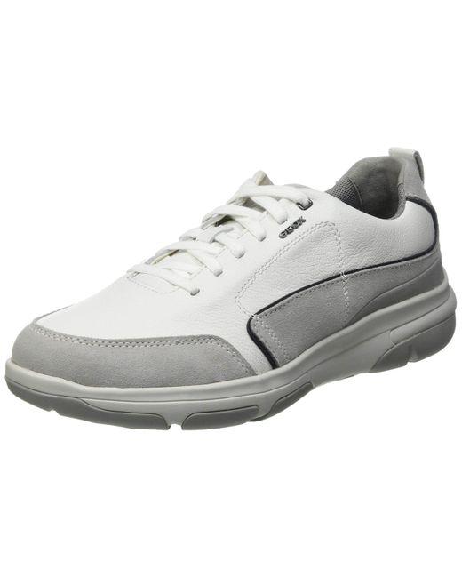 Geox U XAND 2 A Sneaker in White für Herren