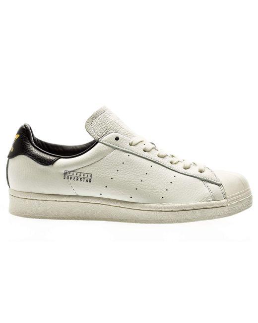 Superstar Pure Adidas pour homme en coloris White