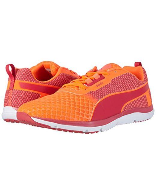 d58080593f11 Lyst Puma Wns Xt Orange Core  s Shoes Fitness Pulse In Flex qUqpwvO