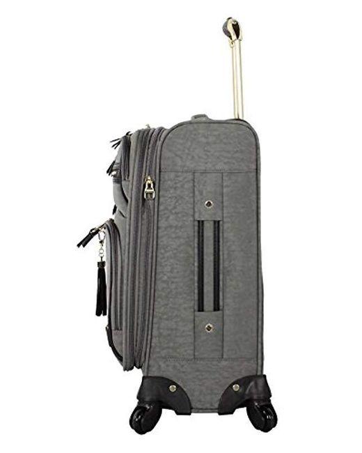 ee1c4eb9c349 Women's Gray Luggage Carry On 20