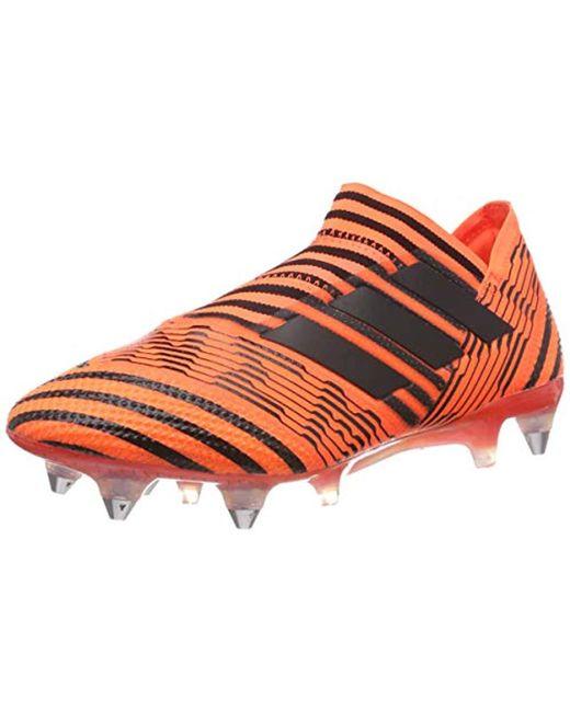 d6917d29dc75d Men's Orange Nemeziz 17+ 360agility Sg Fitness Shoes