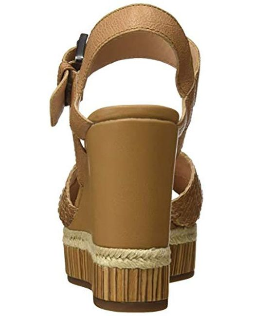 794c7e493ee ... Geox - Brown D Yulimar C Open Toe Sandals - Lyst ...