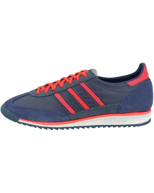 Baskets Low SL 72 pour homme Adidas pour homme en coloris Blue