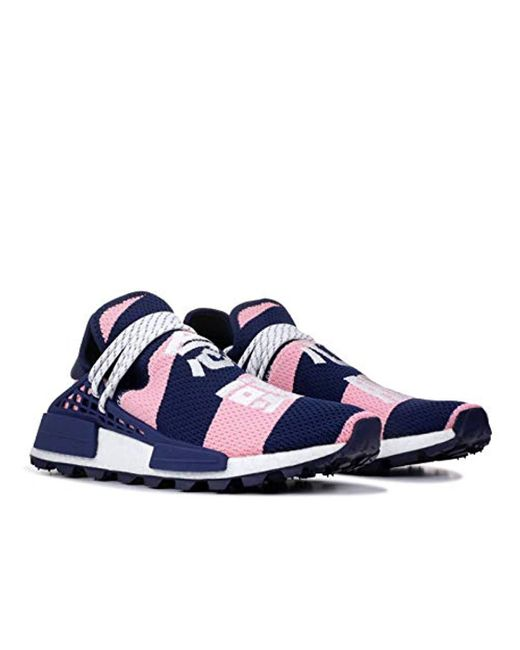 watch 3a43f 824ce Men's Blue Pharrell X Bbc Hu Nmd 'heart/mind'