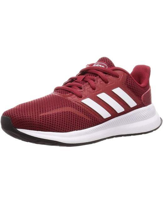 Runfalcon K Adidas pour homme en coloris Red