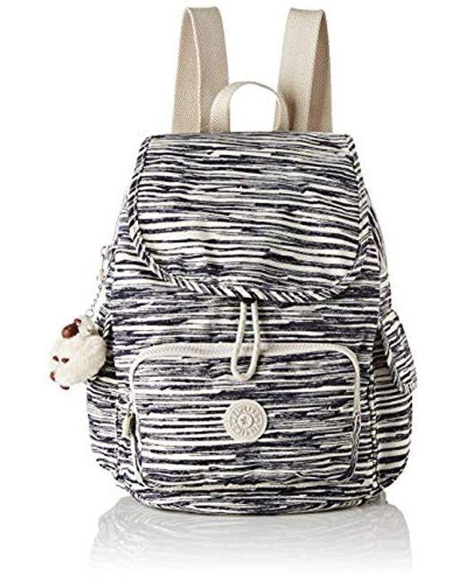 Kipling Multicolor City Pack S Backpack Handbags