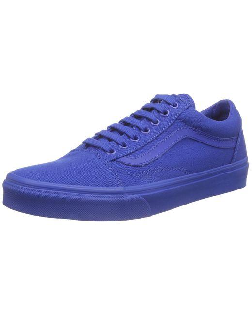 Atwood Vans pour homme en coloris Bleu - Lyst