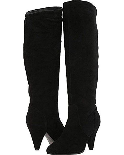 Steven by Steve Madden - Black Vergil Fashion Boot - Lyst