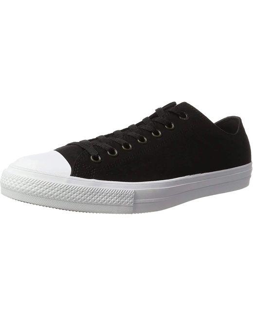 CT II Ox di Converse in Black