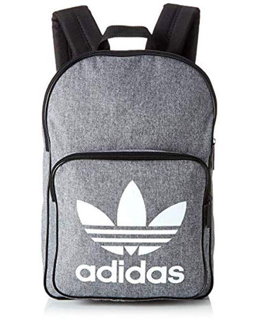 24be08298 Adidas - Black Dv2391, Unisex Adults' Backpack, Multicolour (negro/blanco)  ...