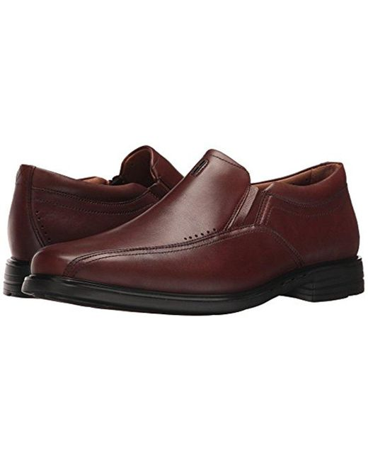 70617637 Men's Brown Unsheridan Go Slip-on Loafer