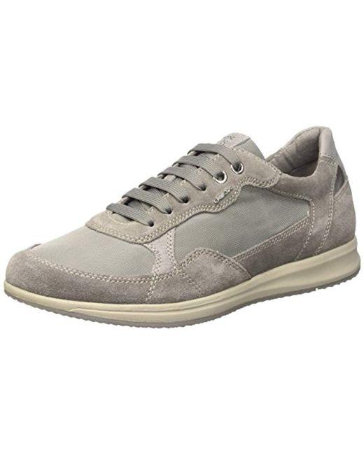 Avery Shoes Men's U Flatform Gray A Court POukZiXT