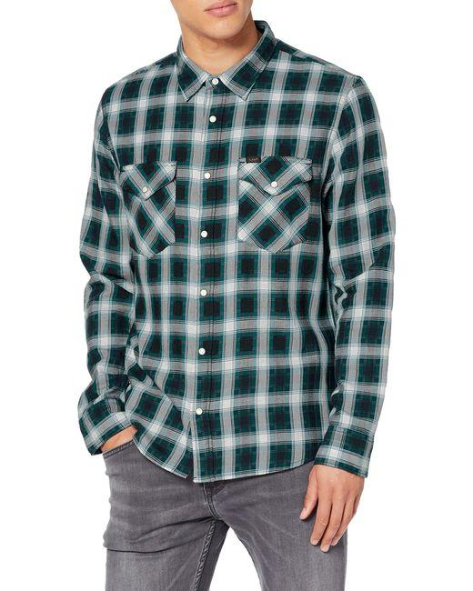 Clean Western Shirt Camicia di Lee Jeans in Multicolor da Uomo