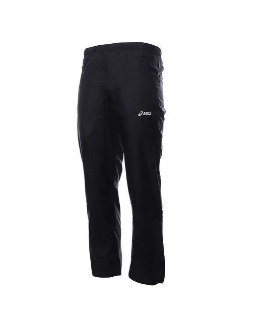 Asics Woven Running Trousers Black for men