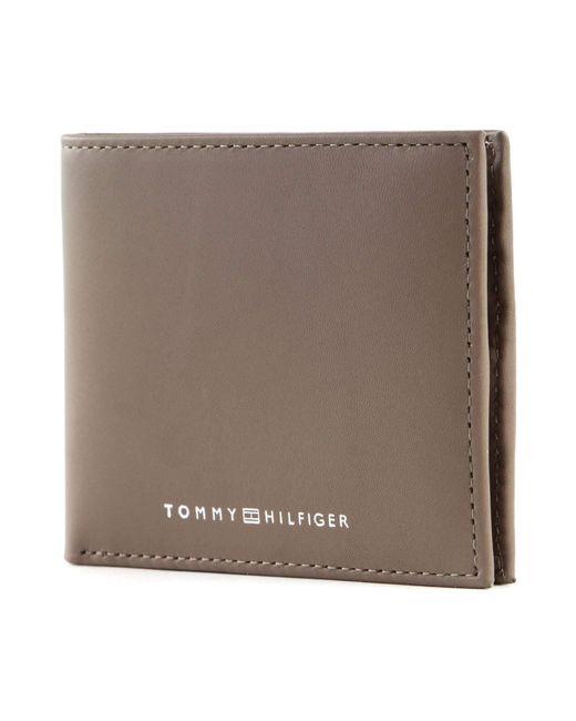 Seasonal Mini CC Wallet Nomad Tommy Hilfiger pour homme en coloris Brown