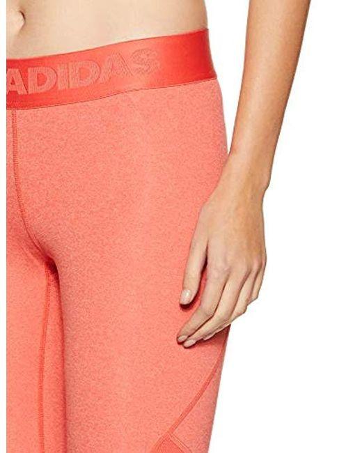 d2fec7077953c ... Lyst Adidas - Multicolor 's Ask Spr Tig 34h Sports Tights ...