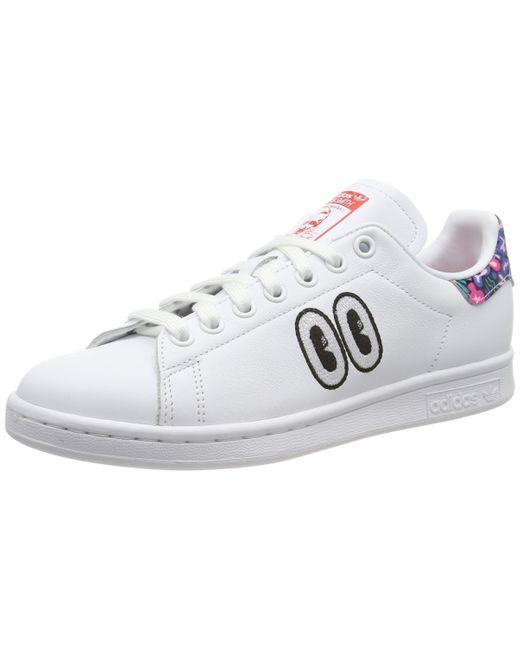 Stan Smith Adidas en coloris White