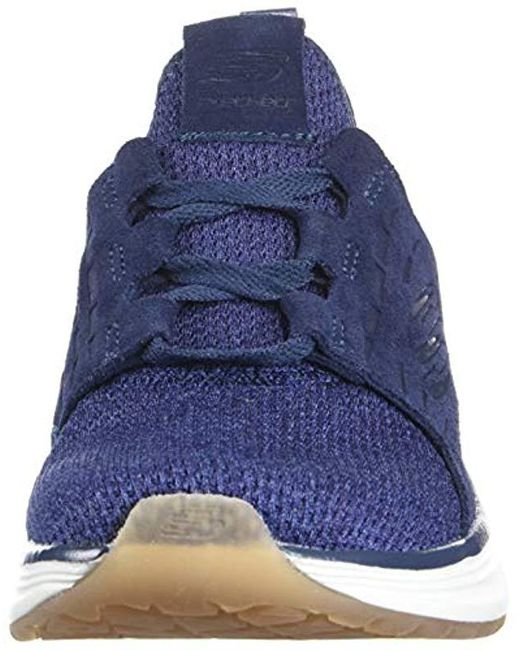 incredible prices new products new arrive Skechers Synthetic Skyline Silsher Shoes - Aw19 in Navy (Blue) for ...