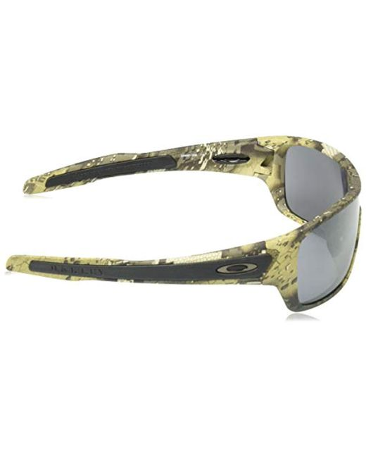 86a6ce8836 ... Oakley - Multicolor Turbine Rotor Non-polarized Iridium Rectangular  Sunglasses