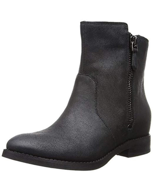 Kenneth Cole Black Marcy Boot