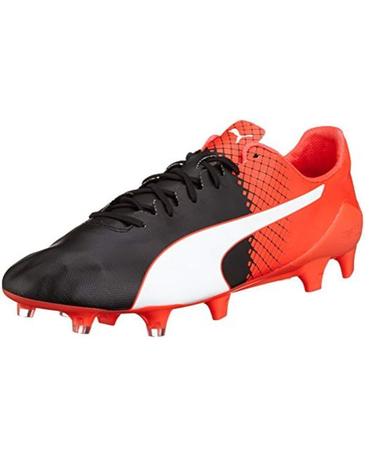 9c13e4b2c PUMA - Black Evospeed Sl Ii Tricks Fg Football Boots for Men - Lyst ...