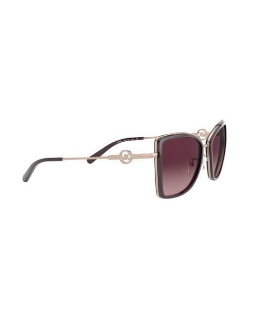 Michael Kors Multicolor S Sunglasses Corsica Mk1067b