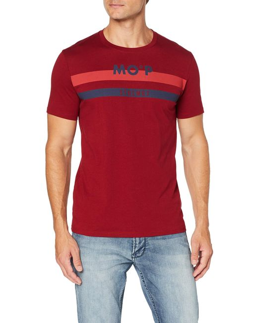 Marc O'polo Red 928222051396 T-shirt for men