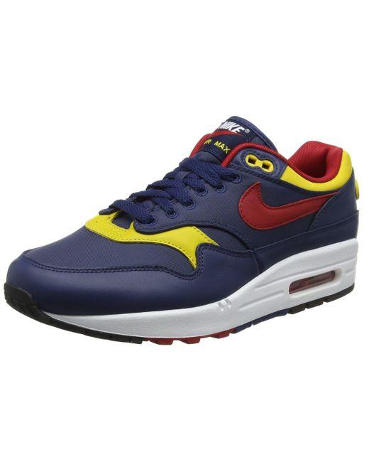 Air Max 1 Premium Nike pour homme en coloris Bleu - Lyst