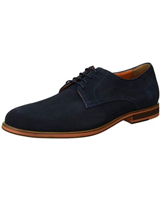 Durable products men black Geox UOMO CARNABY Smart lace