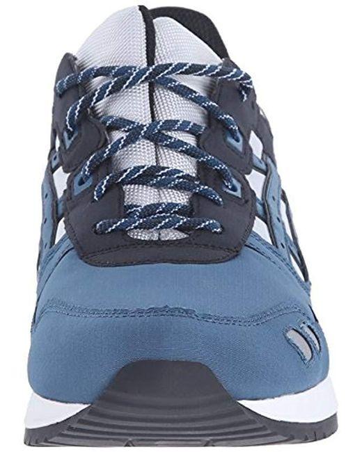 best cheap 9e63b 05067 ... Asics - Gray Gel-lyte Iii Retro Sneaker for Men - Lyst ...