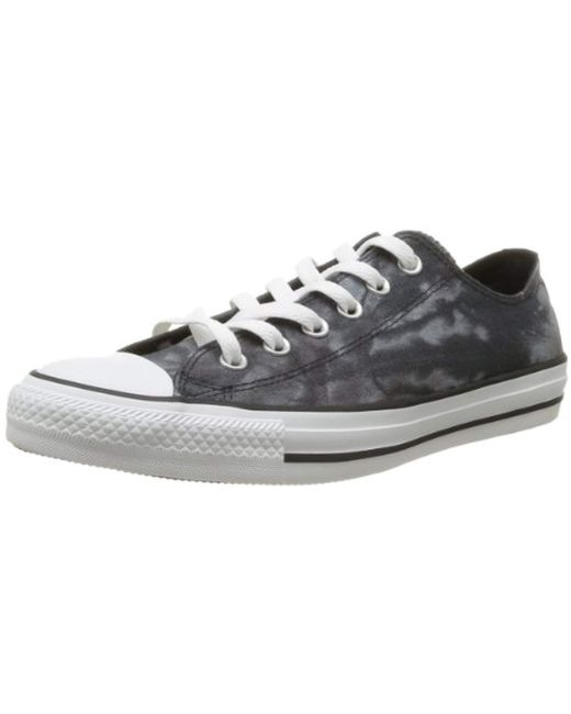 3931f8a513a1 Converse - Black Unisex-adult Chuck Taylor All Star Tie Dye Ox Trainers for  Men ...