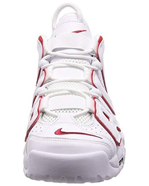0d7ca370026f0 Nike Air More Uptempo 96-921948-102 in White for Men - Lyst