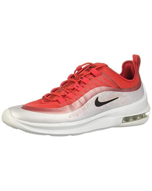 buy popular bdb0a 66a6f Nike - Red Air Max Axis Low-top Sneakers for Men - Lyst ...