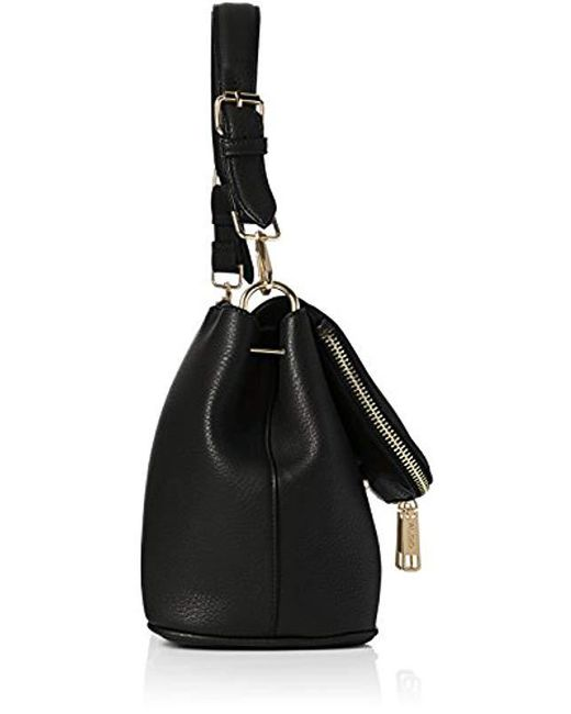 ... ALDO - Black Calibano Shoulder Bag - Lyst ... b1a204a0ad4d7