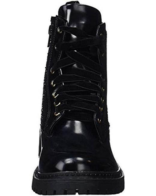 SequinsBotas Para De London Collie Mujer Color Negro Rj5L4Aqc3S