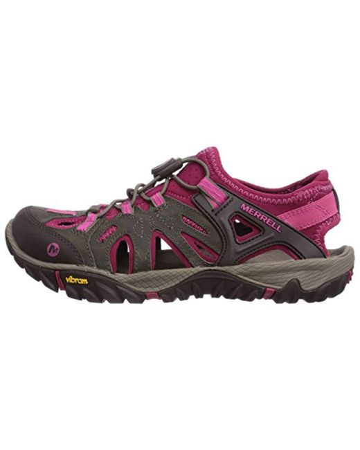 Merrell Shoes All Out Blaze Sieve J12728 Mojito Size 5.5 Green