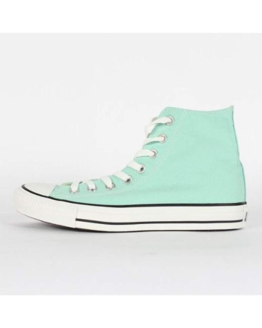 5afb88b7b661 Converse Unisex Chuck Taylor As Plaid Hi Lace-up in Blue - Save ...